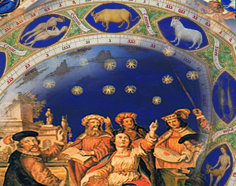 Astronomical and Astrological Influence on Man