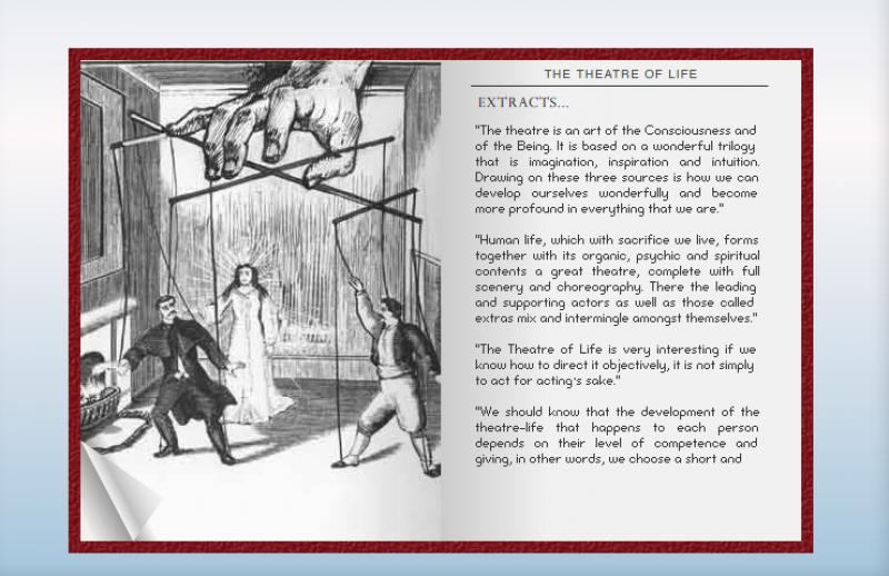 "Extracts of  ""The Theatre of Life"""